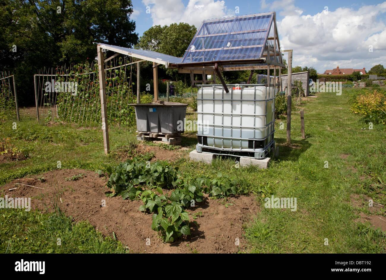 Collecting Rainwater For Vegetable Garden Fasci Garden