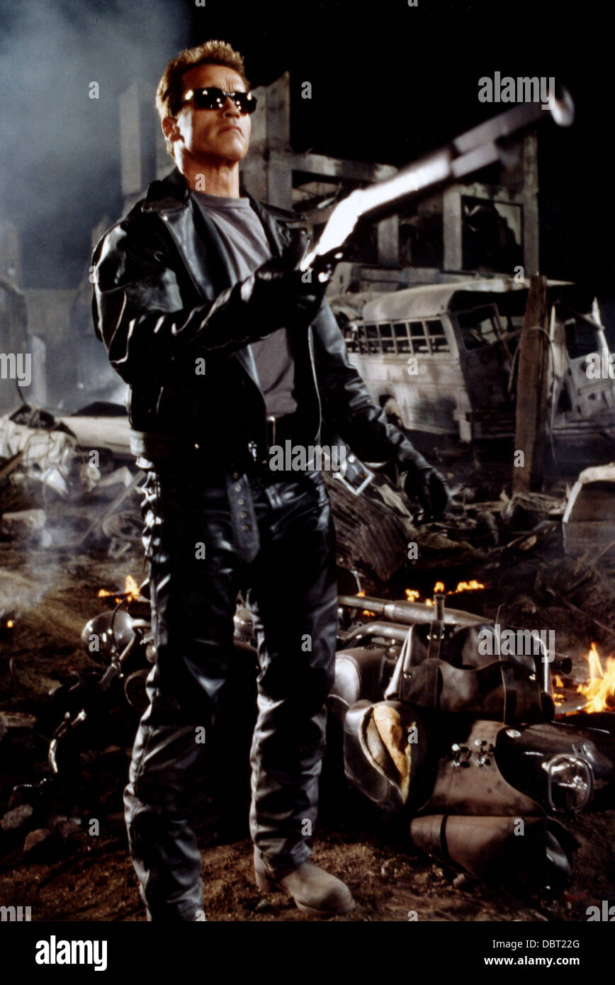 Hope of the future terminator 2 3d: battle across time t-hope.