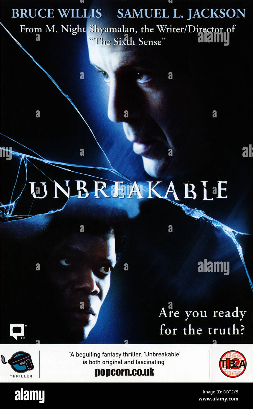 Page 2 Unbreakable Movie High Resolution Stock Photography And Images Alamy