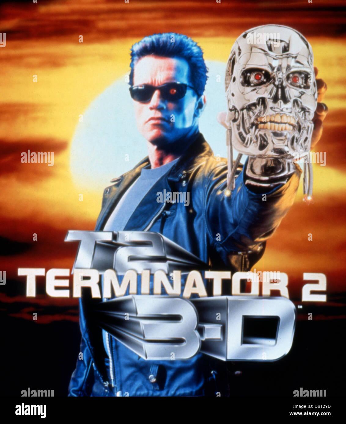 Universal studios florida terminator 2 3-d: battle across time.