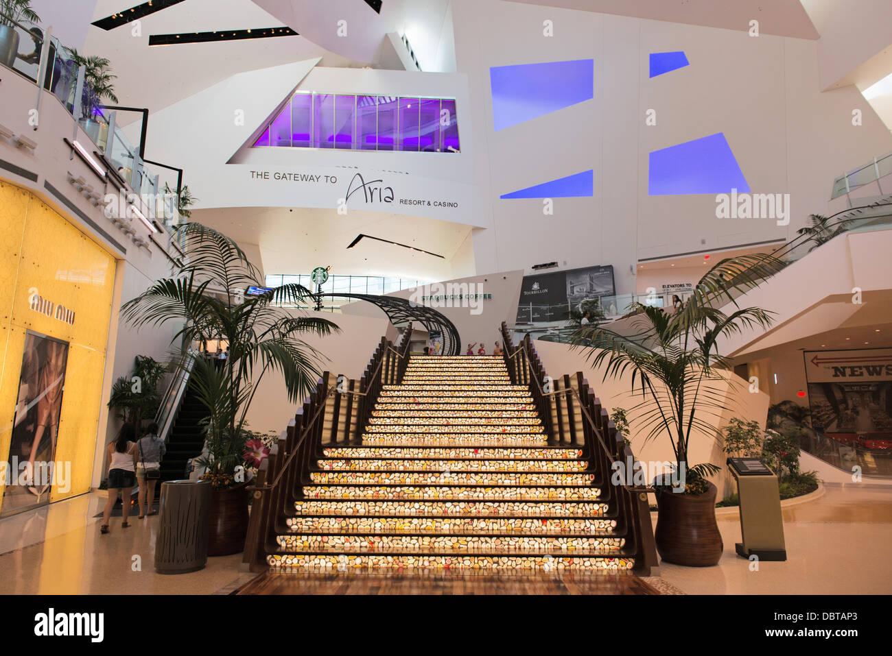 The Shops At Crystals Stock Photos & The Shops At Crystals