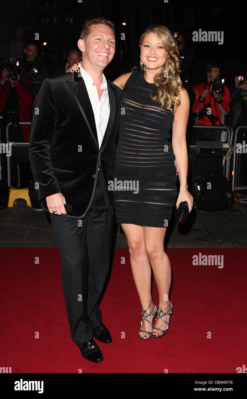 7bb318665e Holly Valance and boyfriend Nick Candy GQ Men of the Year Awards 2011 -  Arrivals London