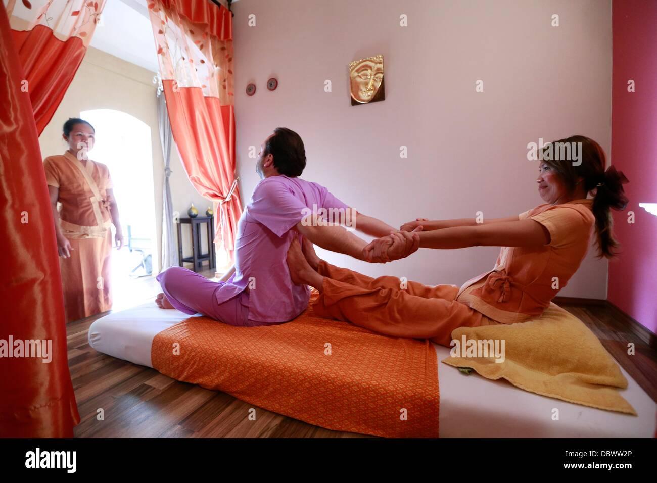 thai massage oppenheim