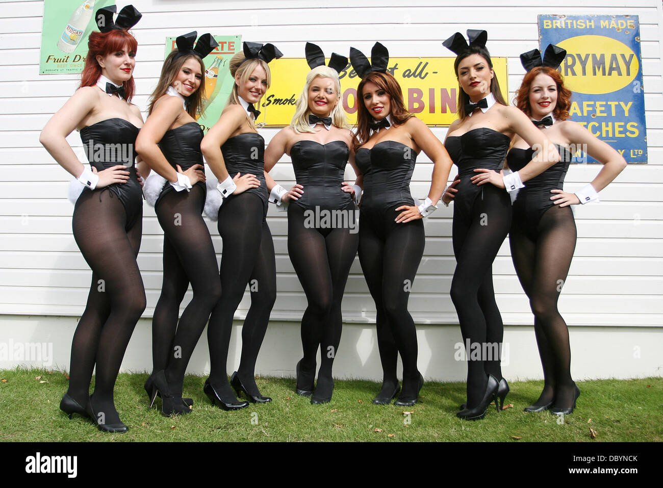 Bunny girls orgy picture 90