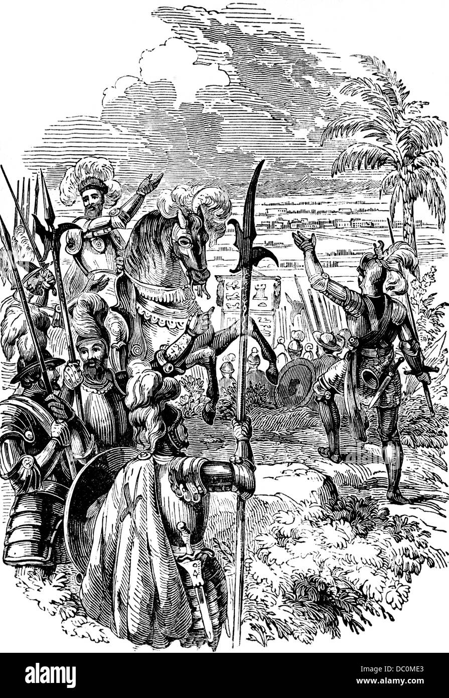 Fernando Cortes And The Conquest Of Mexico, 1485