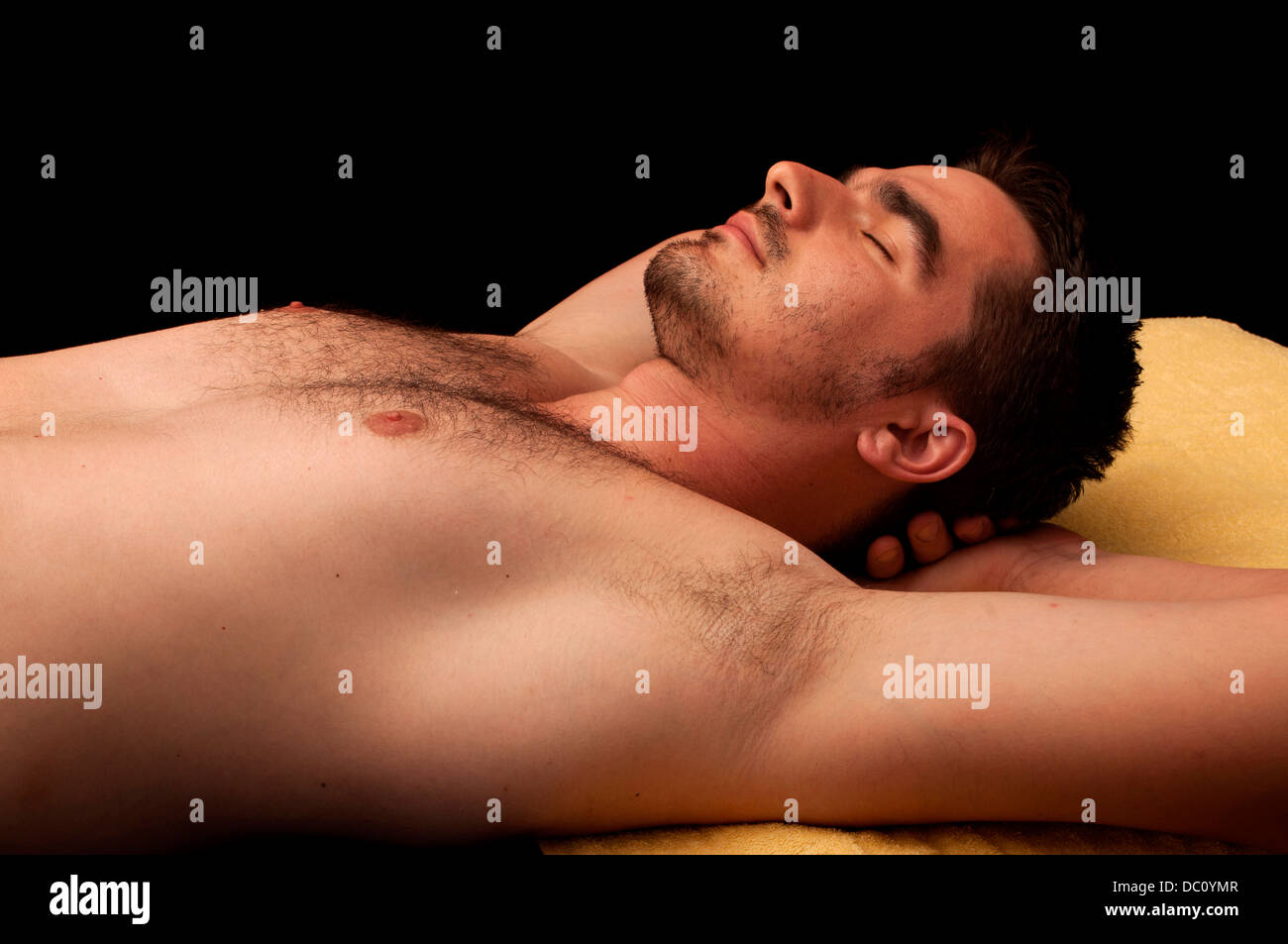 Adult pics hairy men asleep