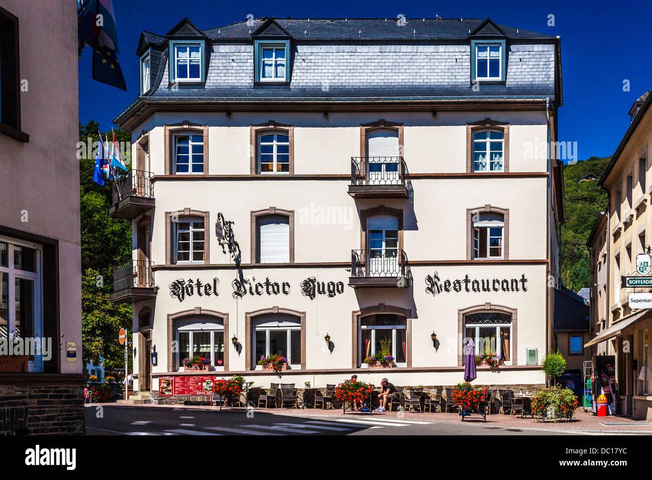Cafe Victor Hugo Stock Photos & Cafe Victor Hugo Stock Images - Alamy