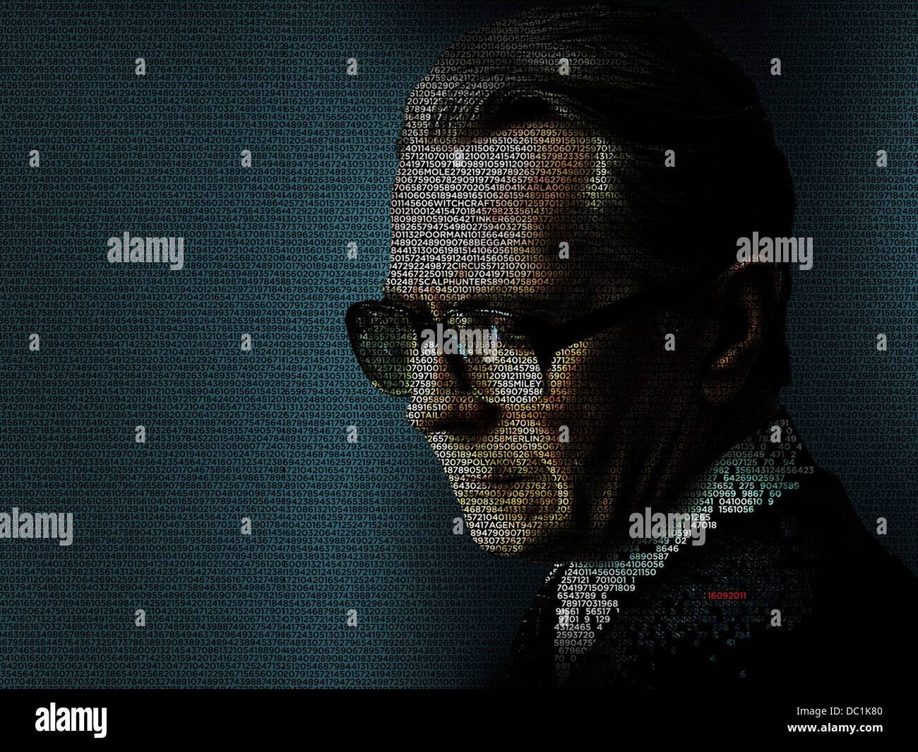 TINKER TAILOR SOLDIER SPY (2011) GARY OLDMAN TOMAS ALFREDSON (DIR) 013 MOVIESTORE COLLECTION LTD - Stock Image