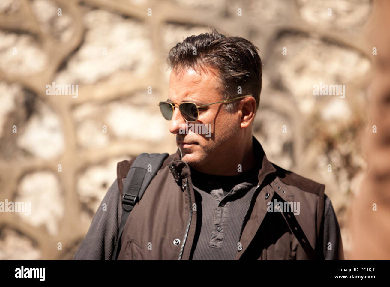 A DARK TRUTH (2012) ANDY GARCIA DAMIAN LEE (DIR) 001 MOVIESTORE COLLECTION LTD - Stock Image