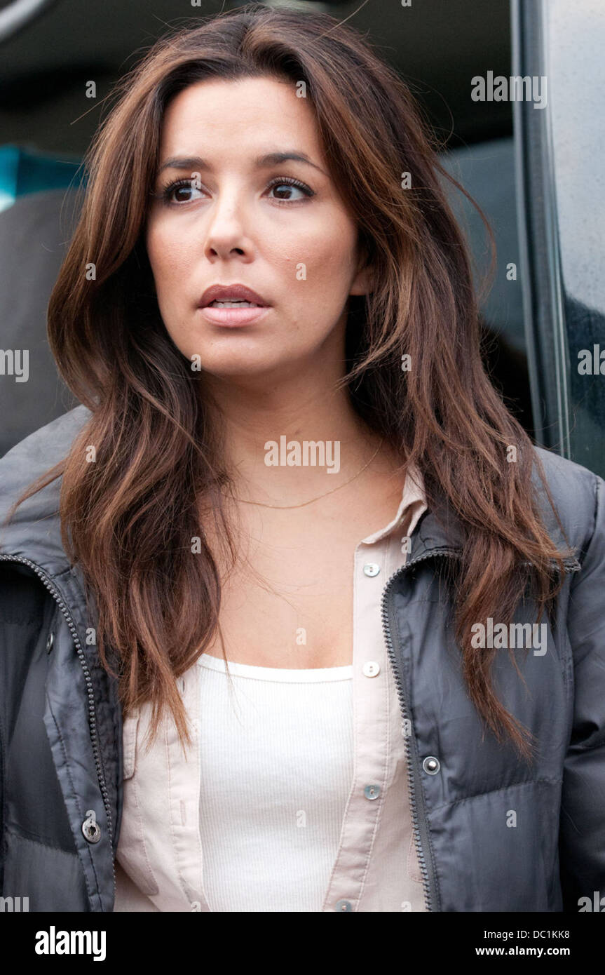 A DARK TRUTH (2012) EVA LONGORIA DAMIAN LEE (DIR) 002 MOVIESTORE COLLECTION LTD - Stock Image
