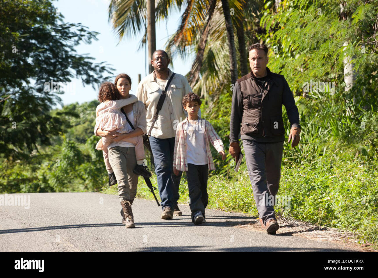 A DARK TRUTH (2012) EVA LONGORIA FOREST WHITAKER DREW DAVIS ANDY GARCIA DAMIAN LEE (DIR) 008 MOVIESTORE COLLECTION - Stock Image