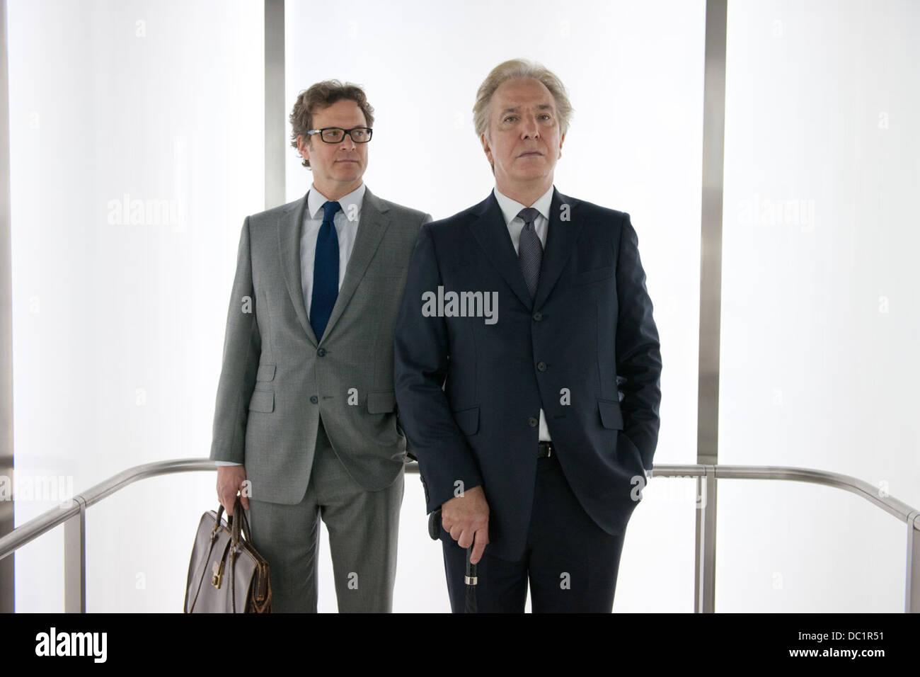 GAMBIT (2012) COLIN FIRTH, ALAN RICKMAN MICHAEL HOFFMAN (DIR) 005 MOVIESTORE COLLECTION LTD - Stock Image
