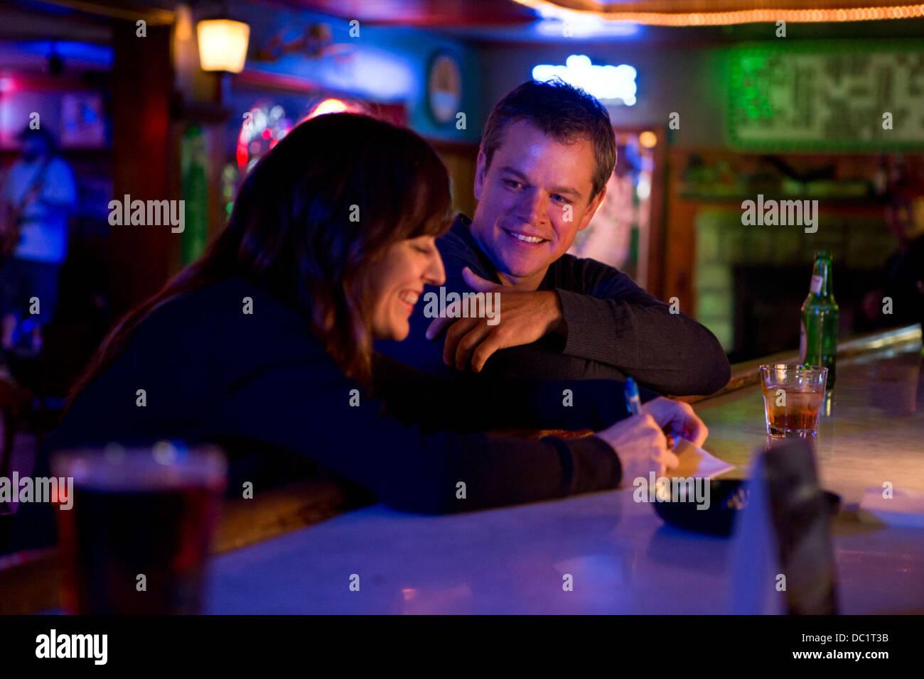 PROMISED LAND (2012) ROSEMARIE DEWITT MATT DAMON GUS VAN SANT (DIR) 007 MOVIESTORE COLLECTION LTD - Stock Image