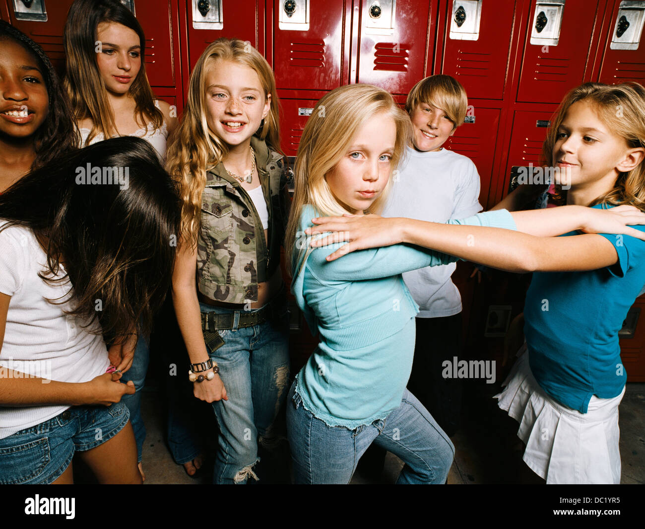 young-teens-in-locker-room