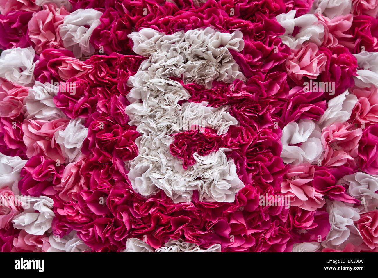 Europe Portugal Tomar A Close Up Photo Of The Paper Flowers That
