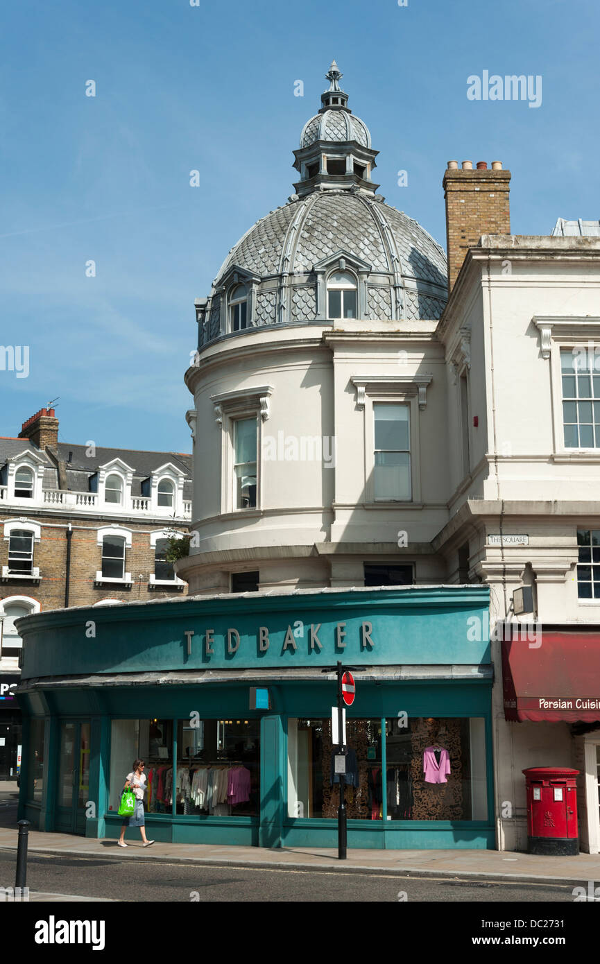 e79d39bc9 Ted Baker clothes shop Richmond upon Thames Surrey London UK - Stock Image