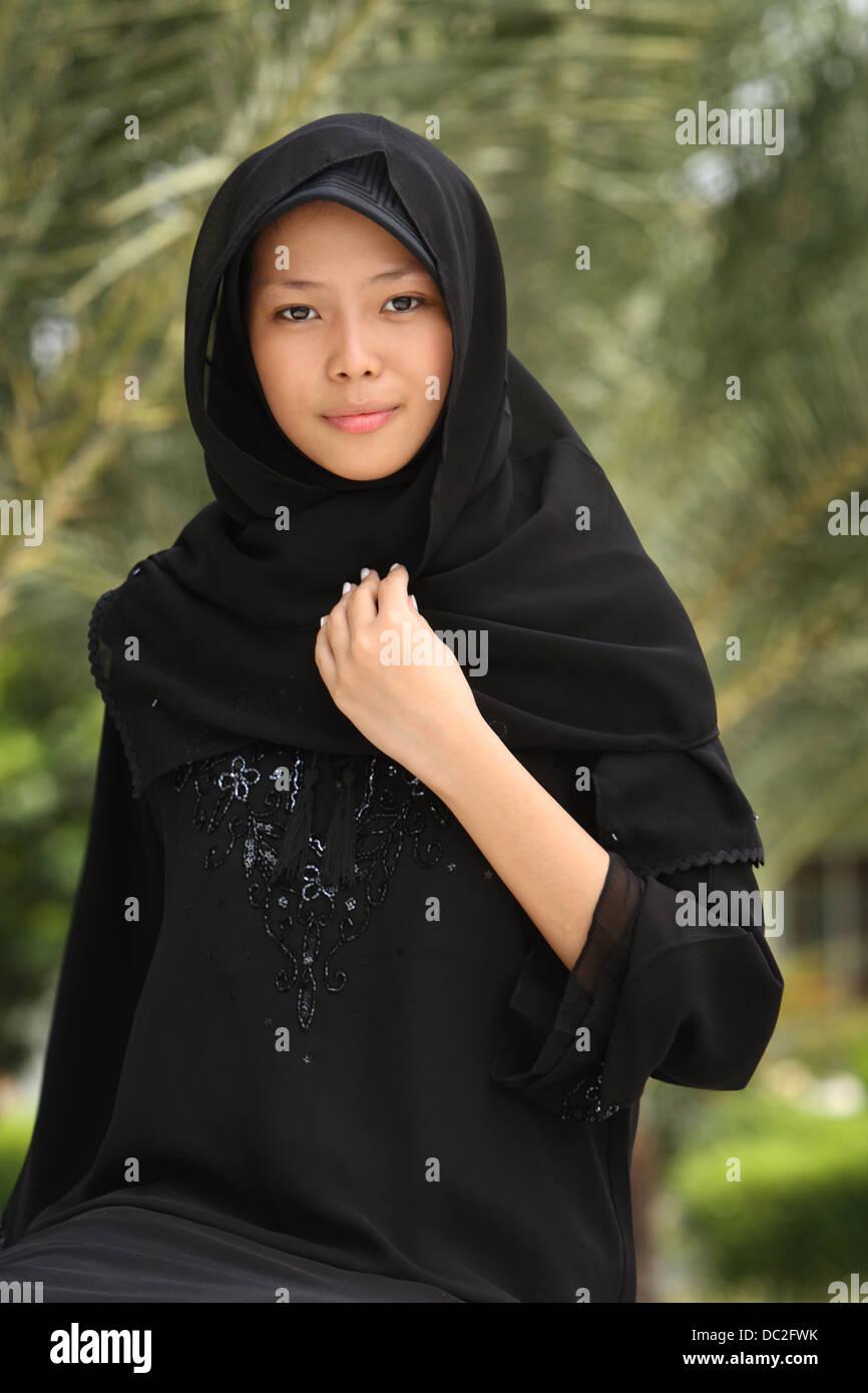 Muslim Girl Stock Photos Images