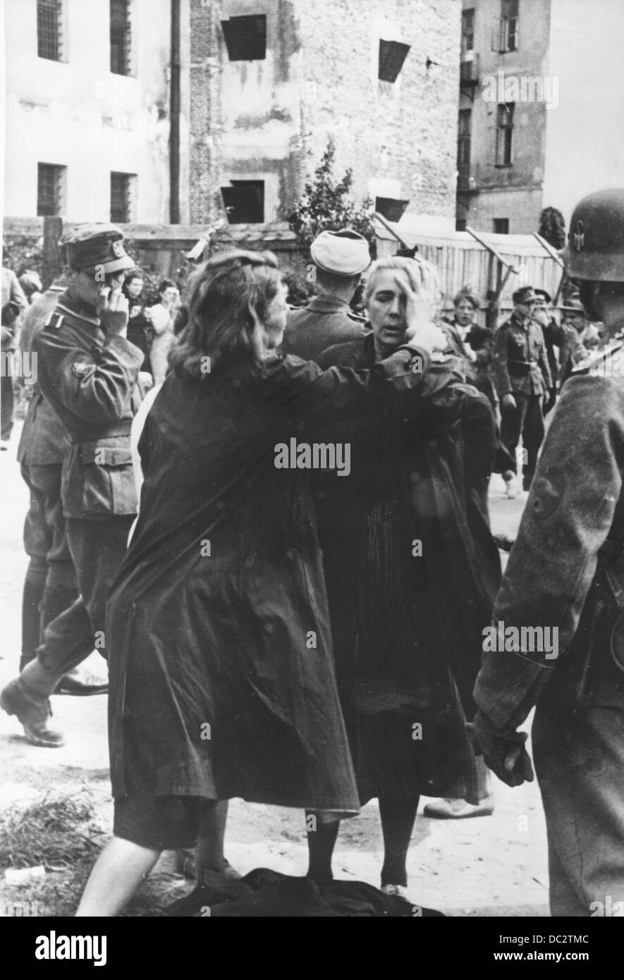 Following the German attack on the Soviet Union on 22 June 1941, the NKVD  / GPU (Soviet secret police) commited - Stock Image