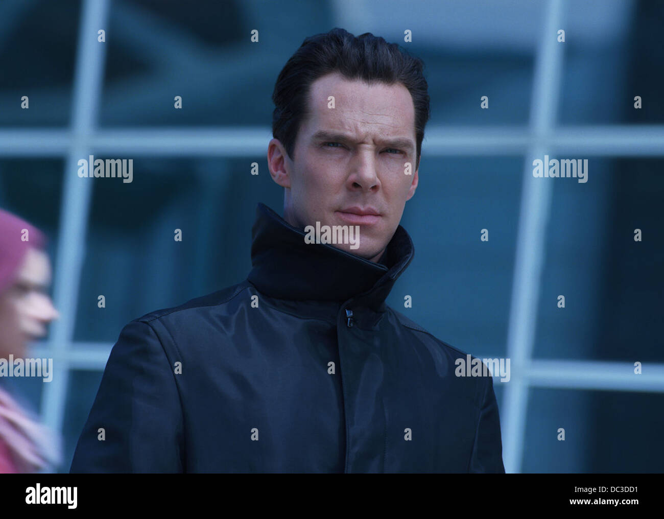 STAR TREK INTO DARKNESS (2013) BENEDICT CUMBERBATCH J J ABRAMS (DIR) 019 MOVIESTORE COLLECTION LTD - Stock Image