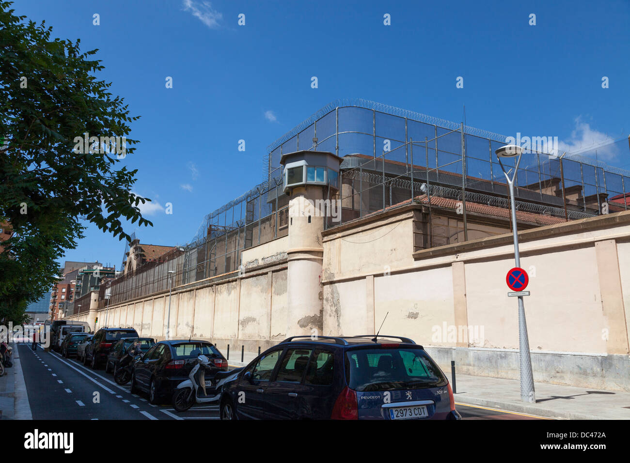 Exterior: Spanish Prison Stock Photos & Spanish Prison Stock Images