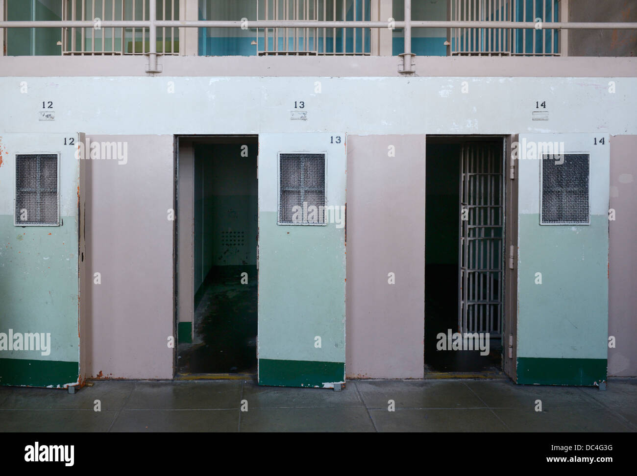 Inside Alcatraz The Hole Solitary Confinement S...