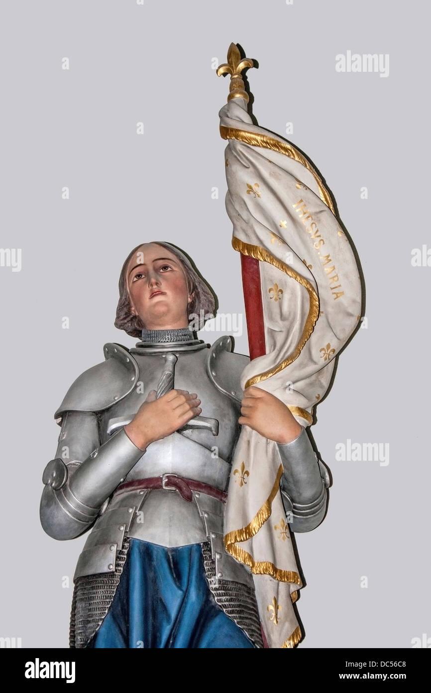 Joan of Arc - Stock Image