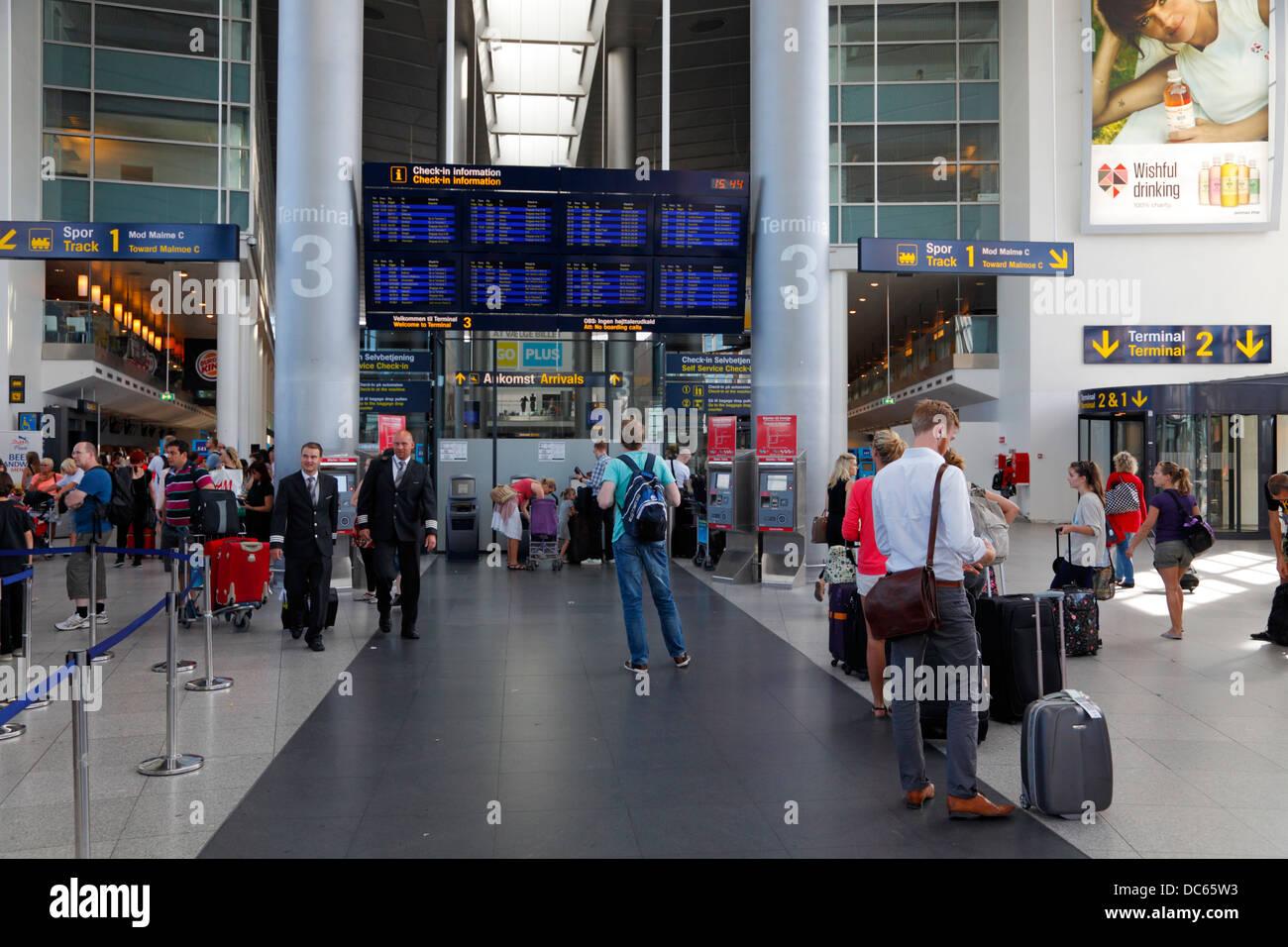 københavn lufthavn arrivals