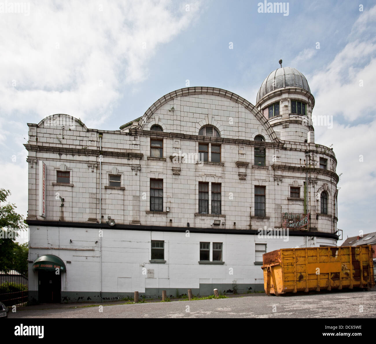 Abbeydale Picture House Abbeydale Road Sheffield England UK Europe - Stock Image