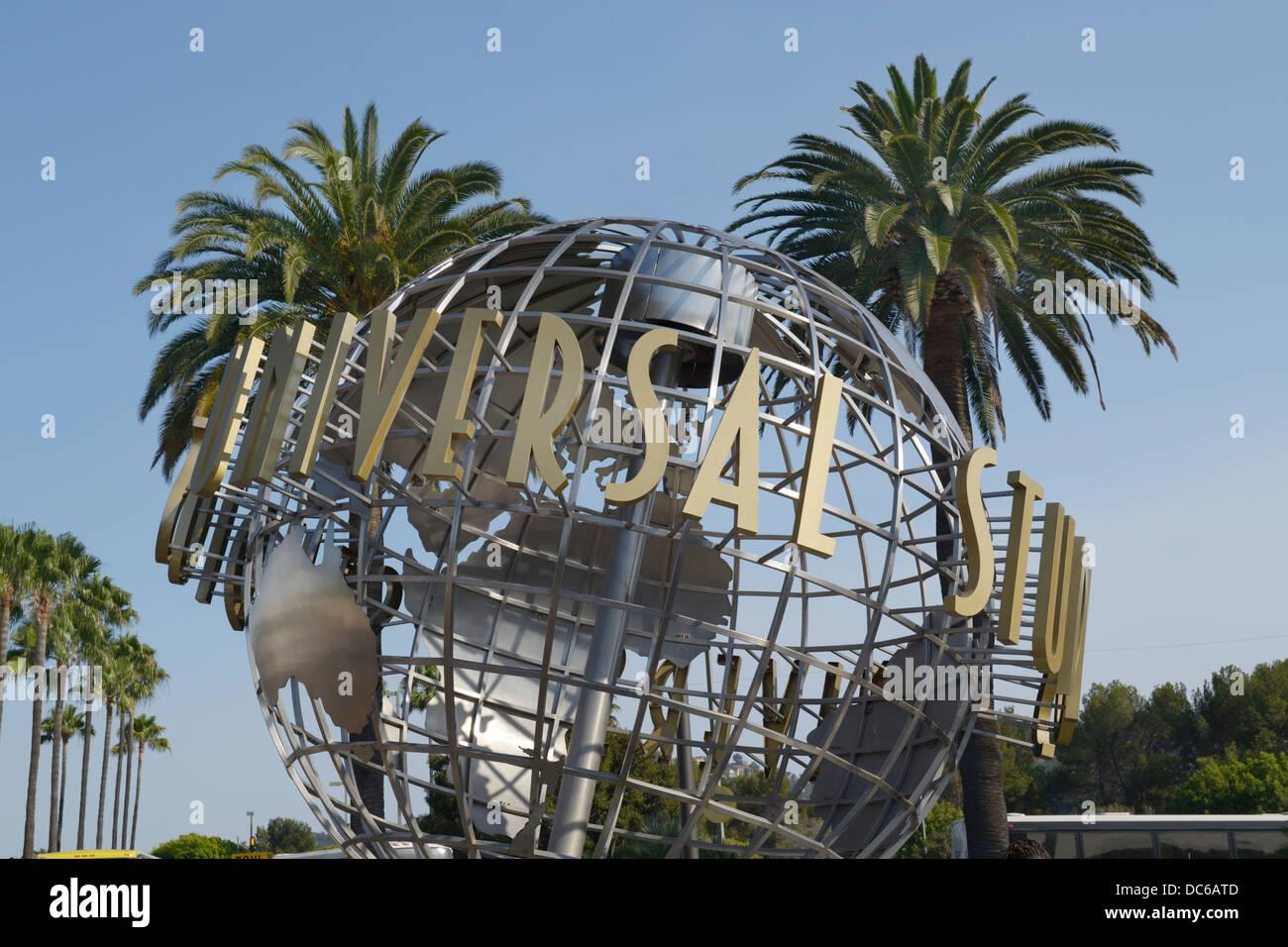 Universal Studios, Hollywood, CA - Stock Image