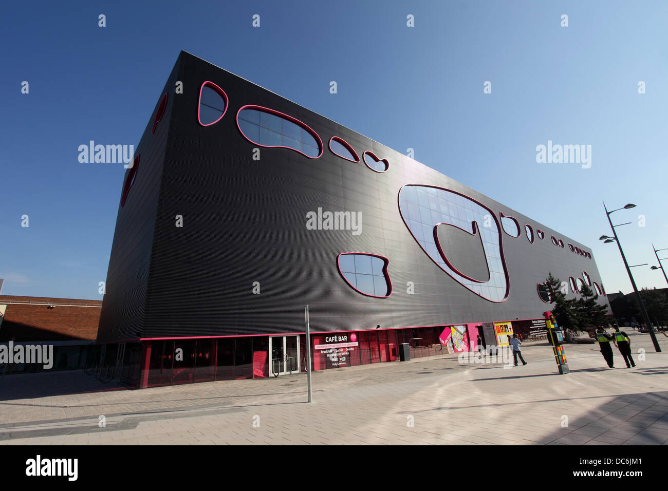 The 'Public'Art Gallery, West Bromwich, is to close in November due to funding cuts. The building, which - Stock Image
