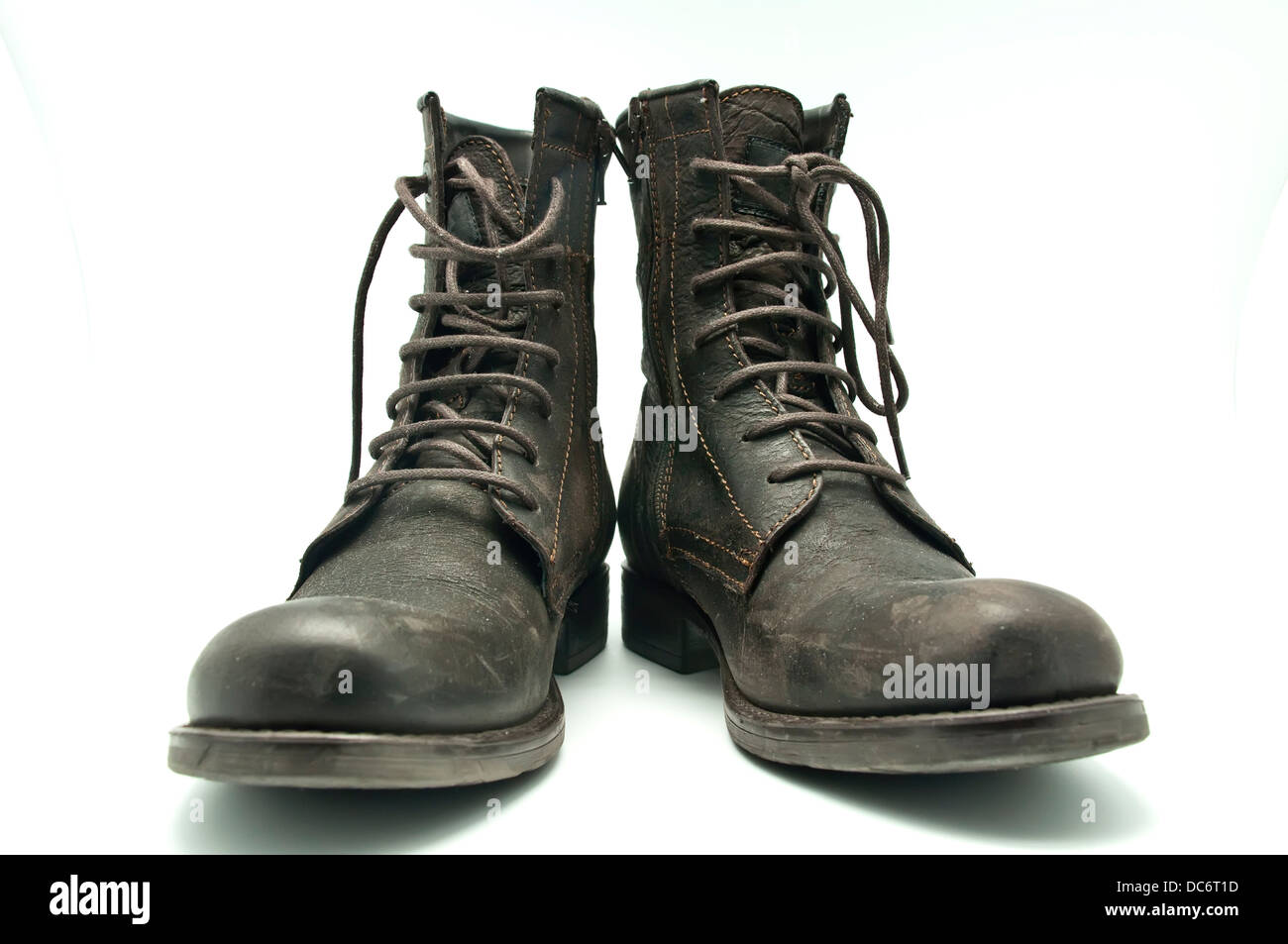 Boots - Stock Image