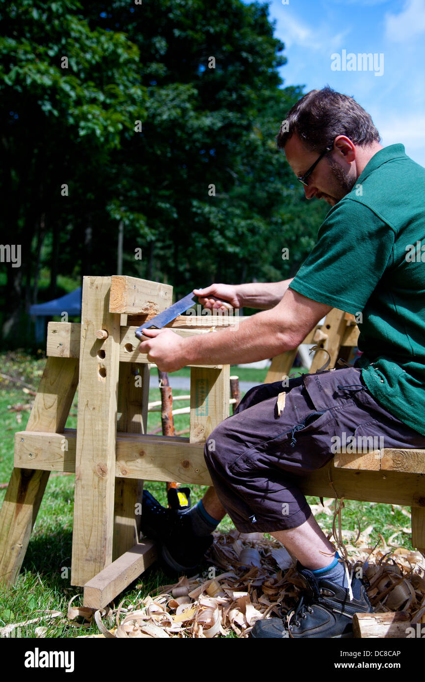 Carpentry Carpenter Woodworker Woodworking Wooden: Spoke Shave Stock Photos & Spoke Shave Stock Images