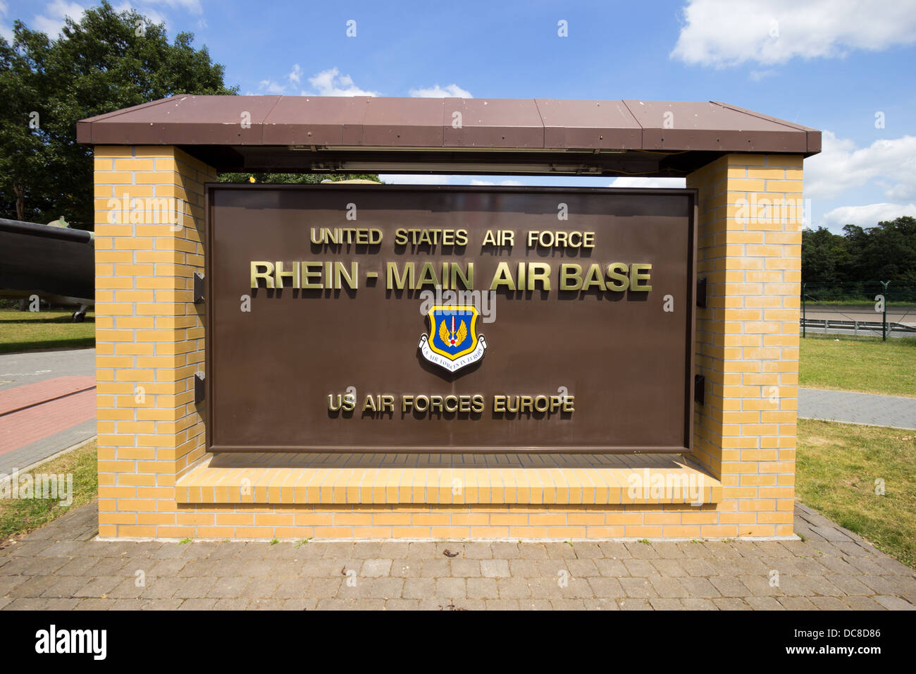 rhein main air base stock photos rhein main air base stock images alamy. Black Bedroom Furniture Sets. Home Design Ideas