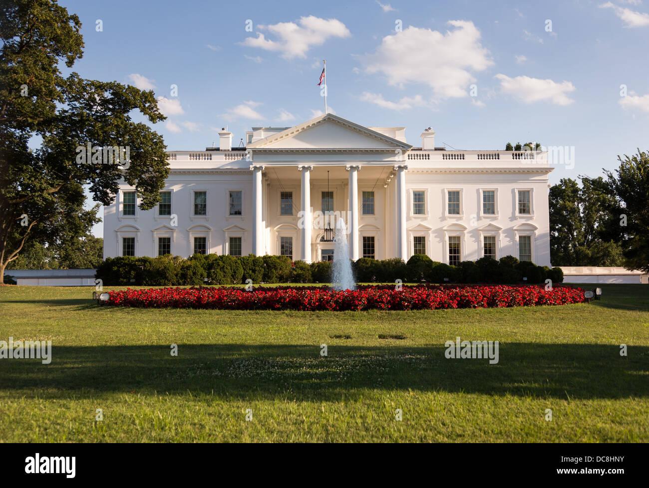 White House, Washington DC - Stock Image