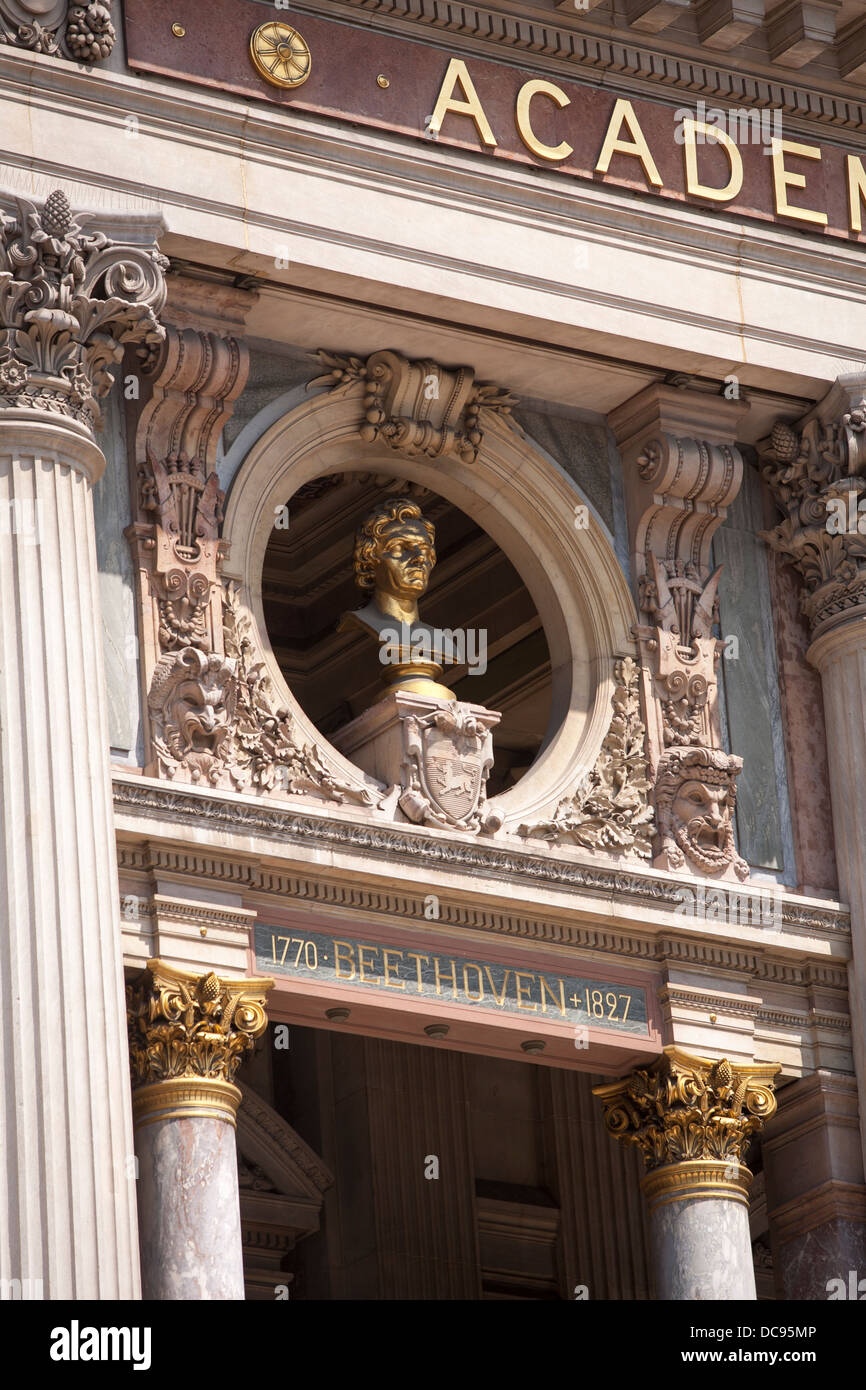 National Academy Of Music in Paris - Stock Image