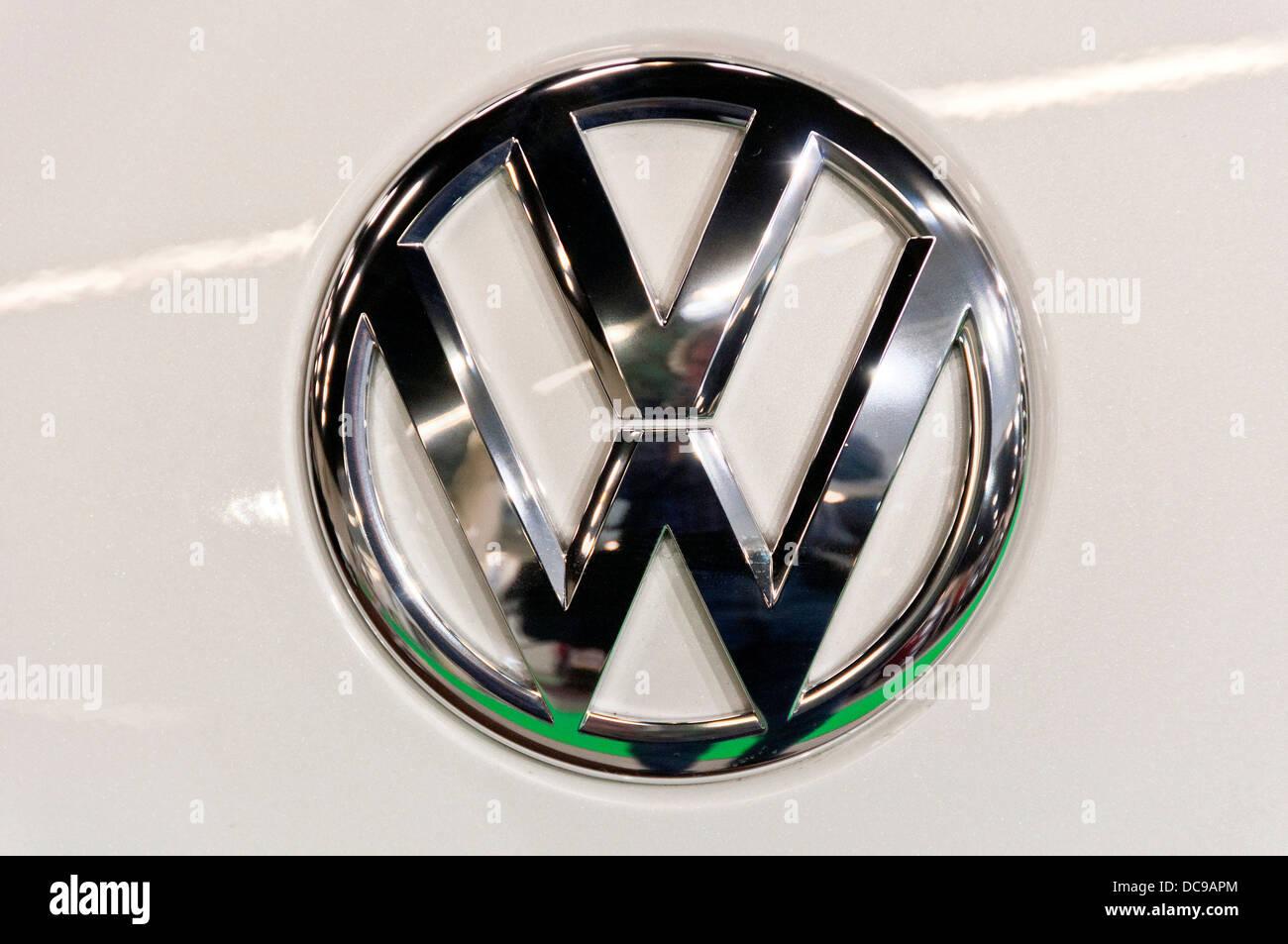 Volkswagen Logo Stock Photos Volkswagen Logo Stock Images Alamy