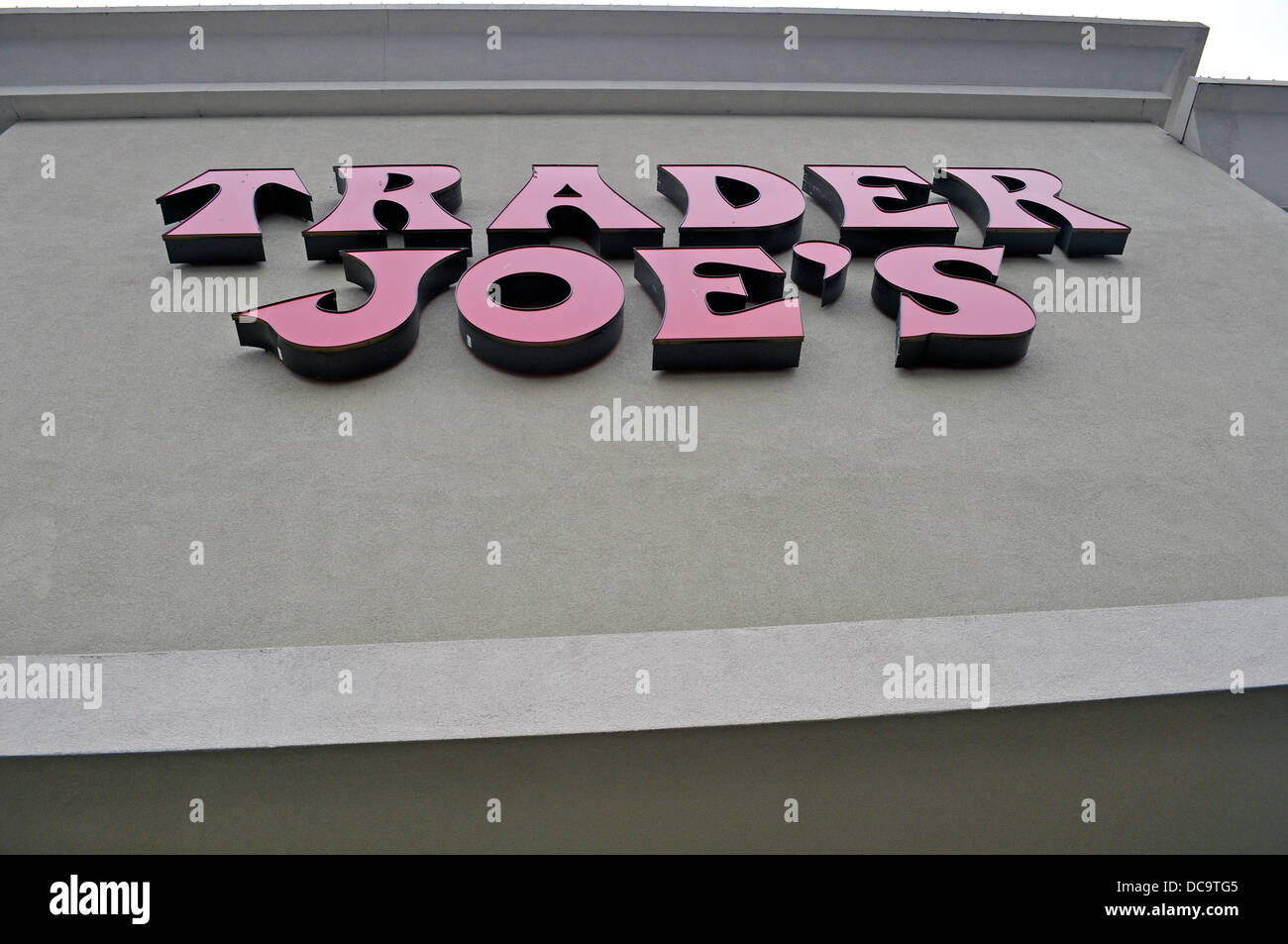 Trader Joe's store in San Francisco, California, USA - Stock Image