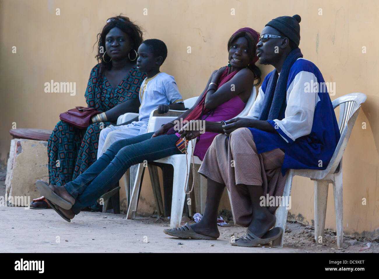 Senegal People Stock Photos & Senegal People Stock Images
