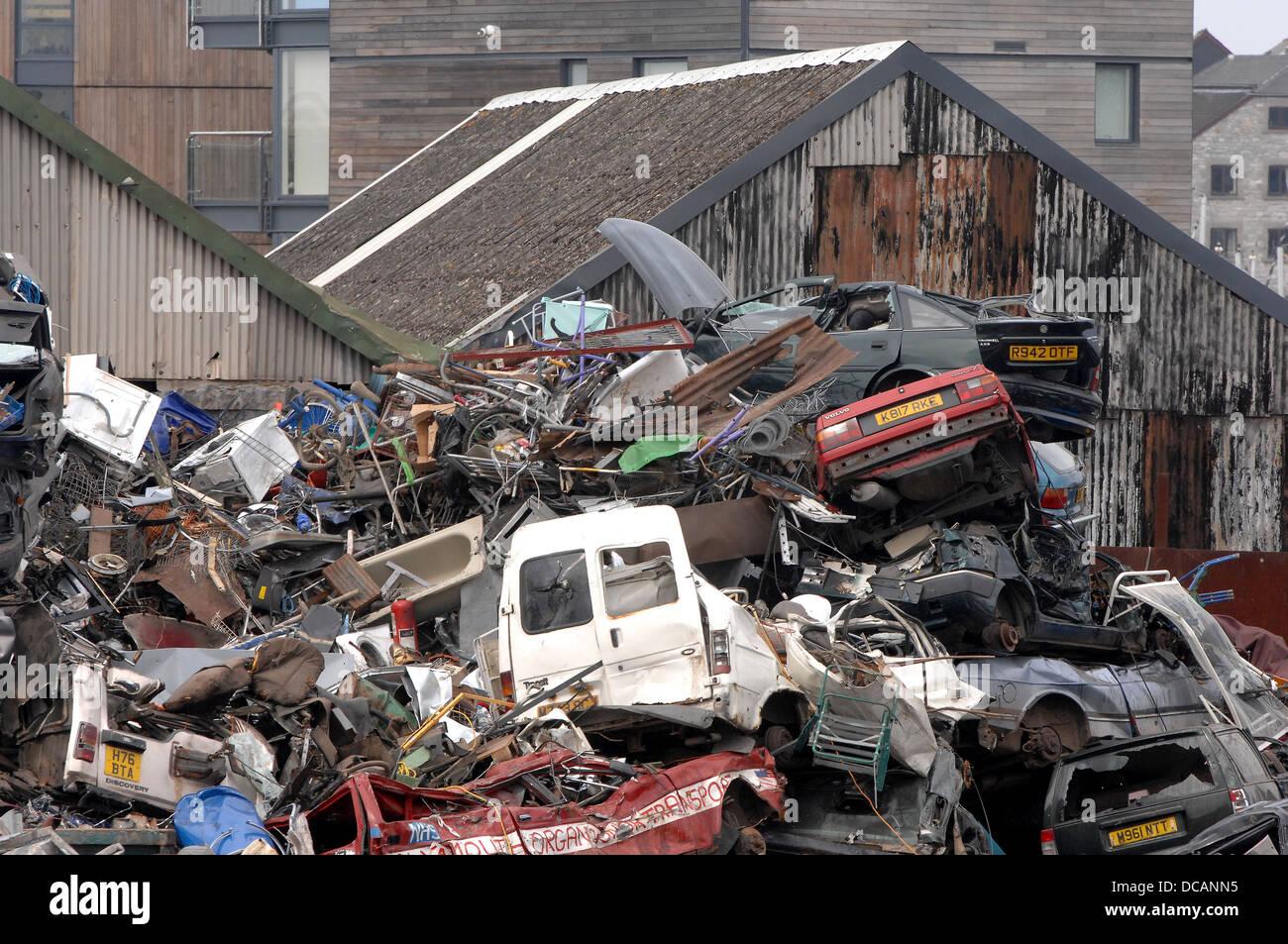 Scrap Cars York Uk