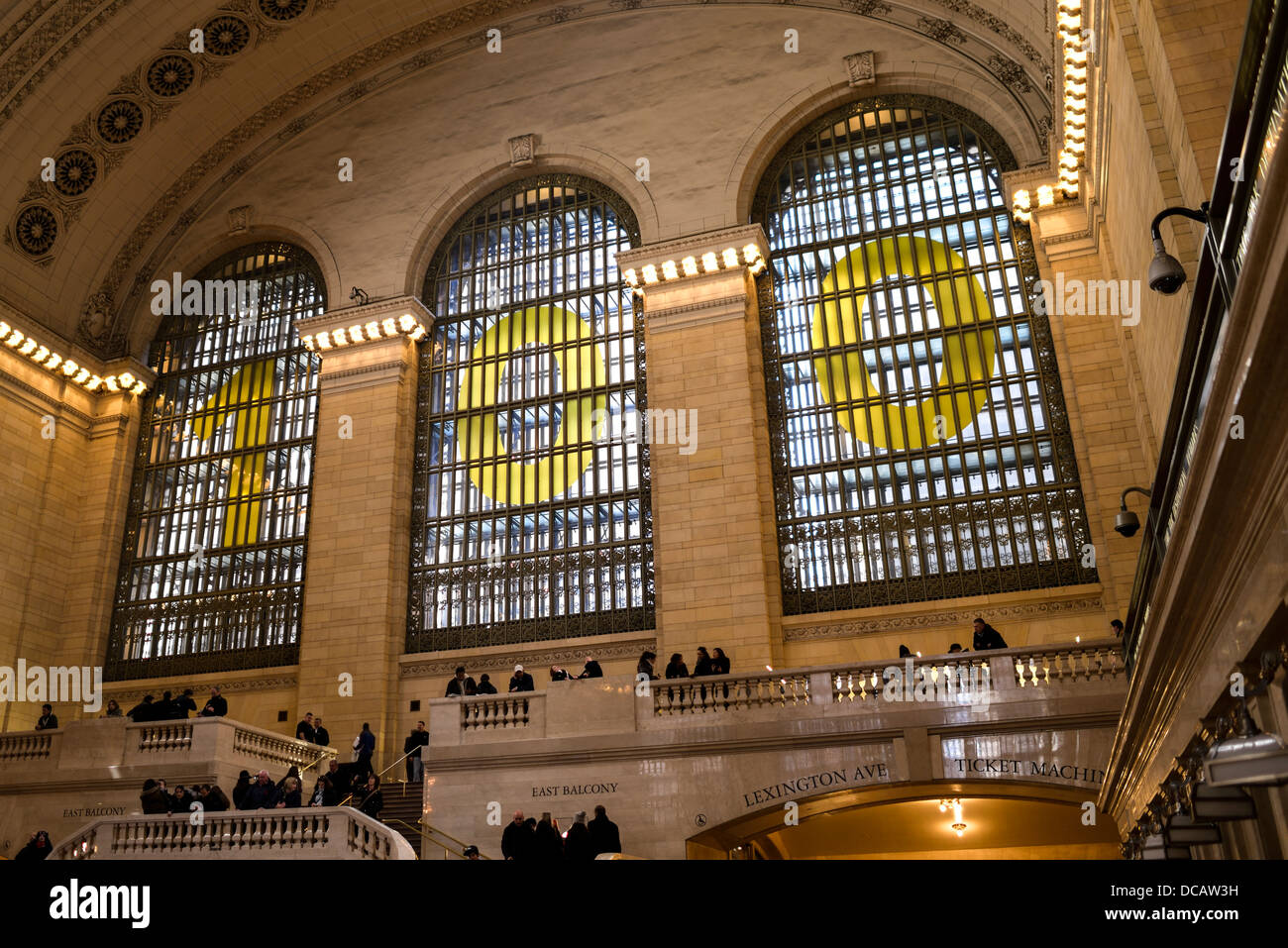 Grand Central Terminal celebrates 100-year anniversary - Stock Image