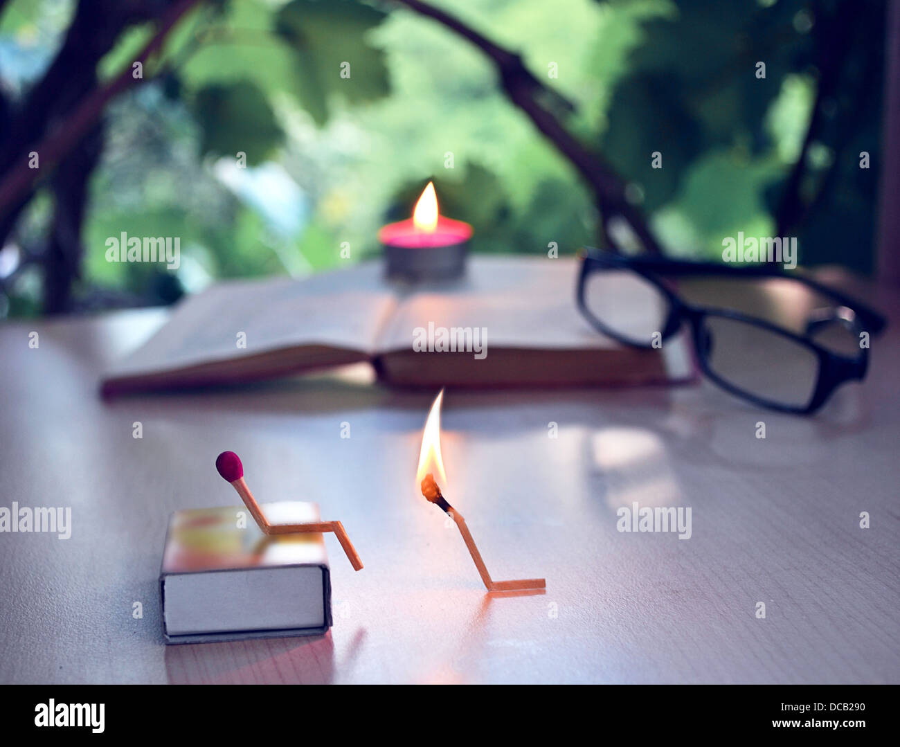 creative photo - Stock Image