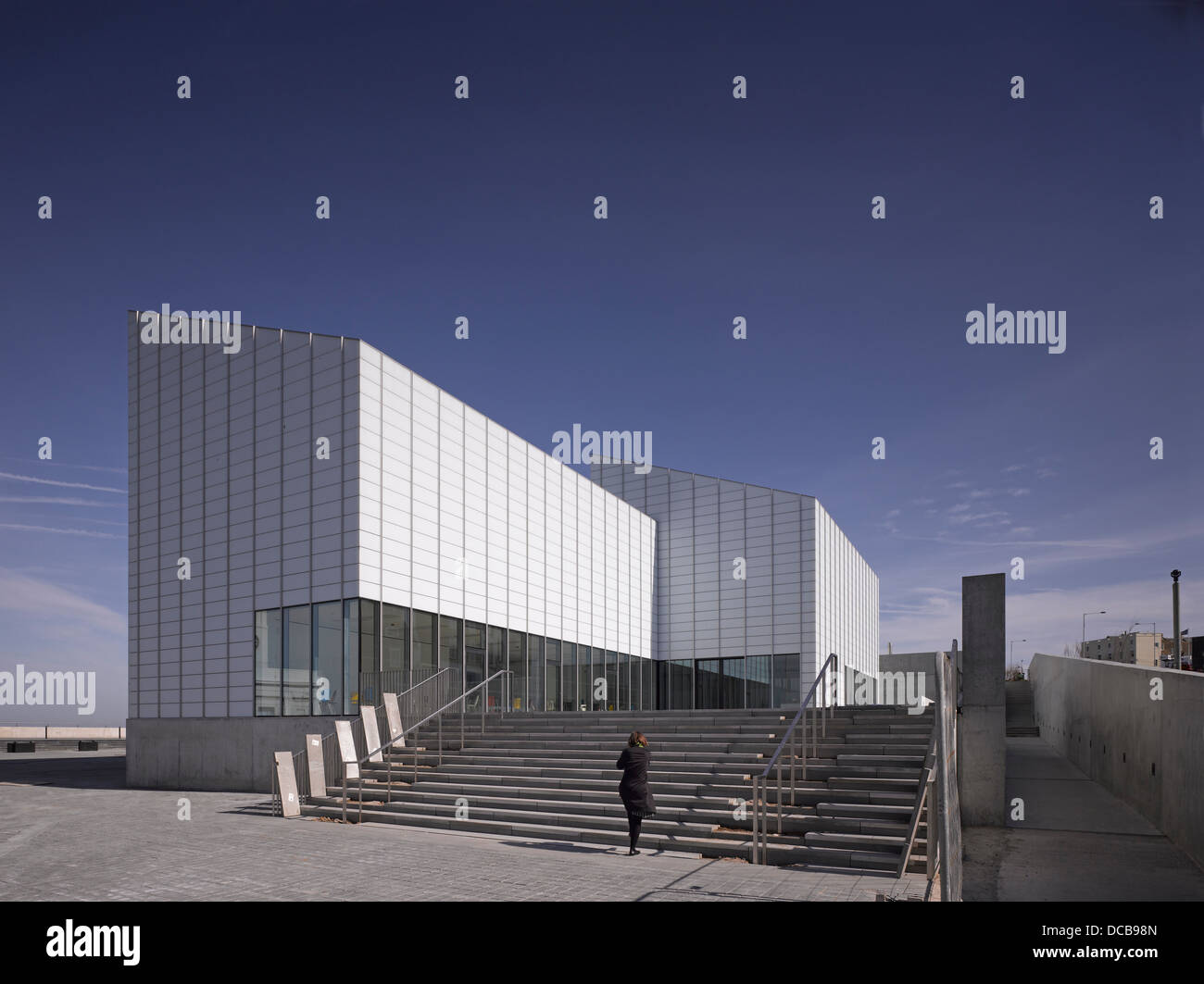 Turner Contemporary, Margate, Kent. - Stock Image