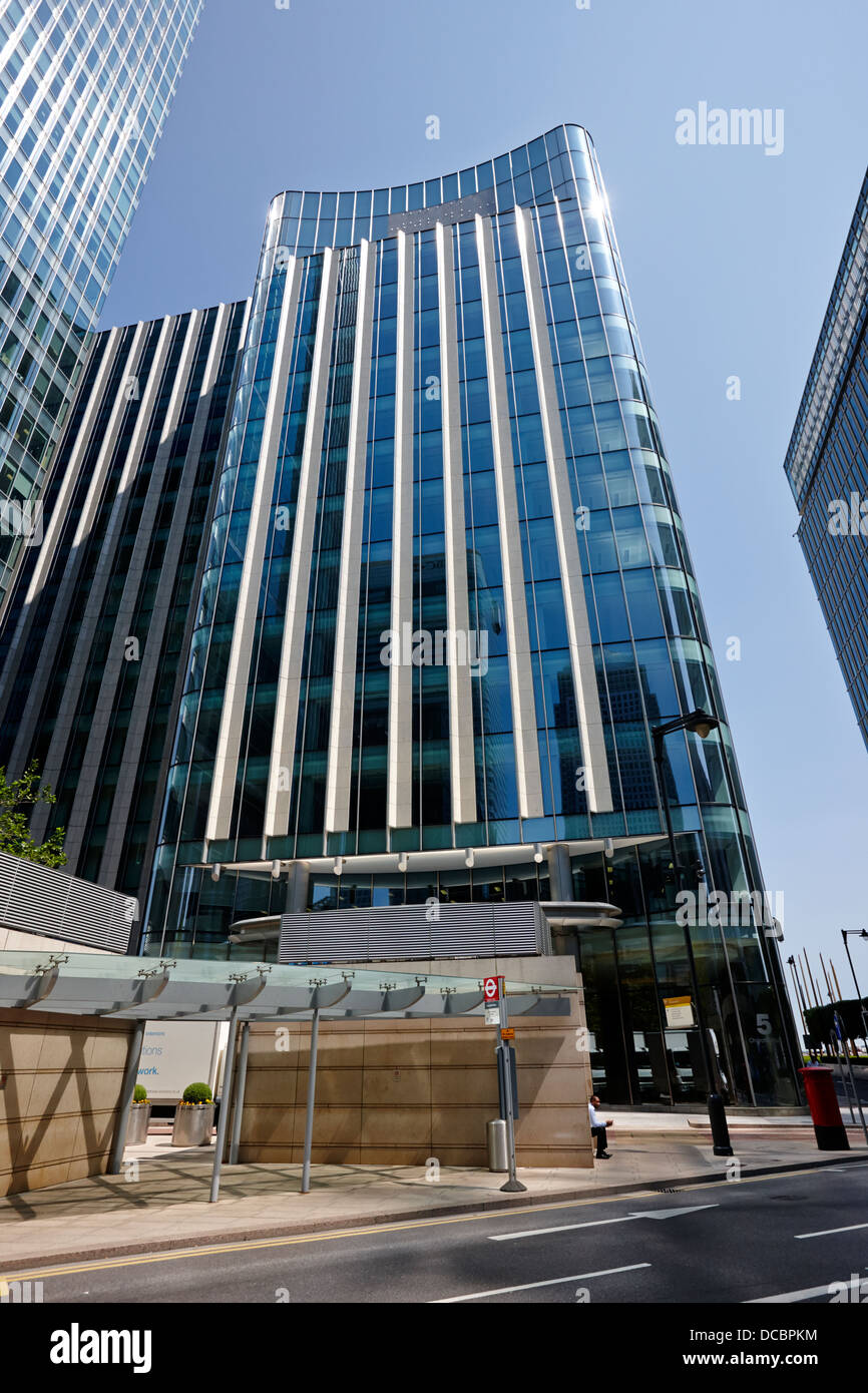Canary Wharf Group Properties