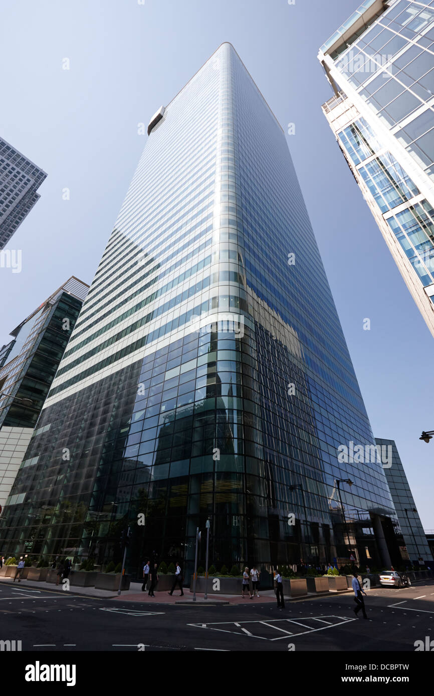8 canada square hsbc tower group head office canary wharf London