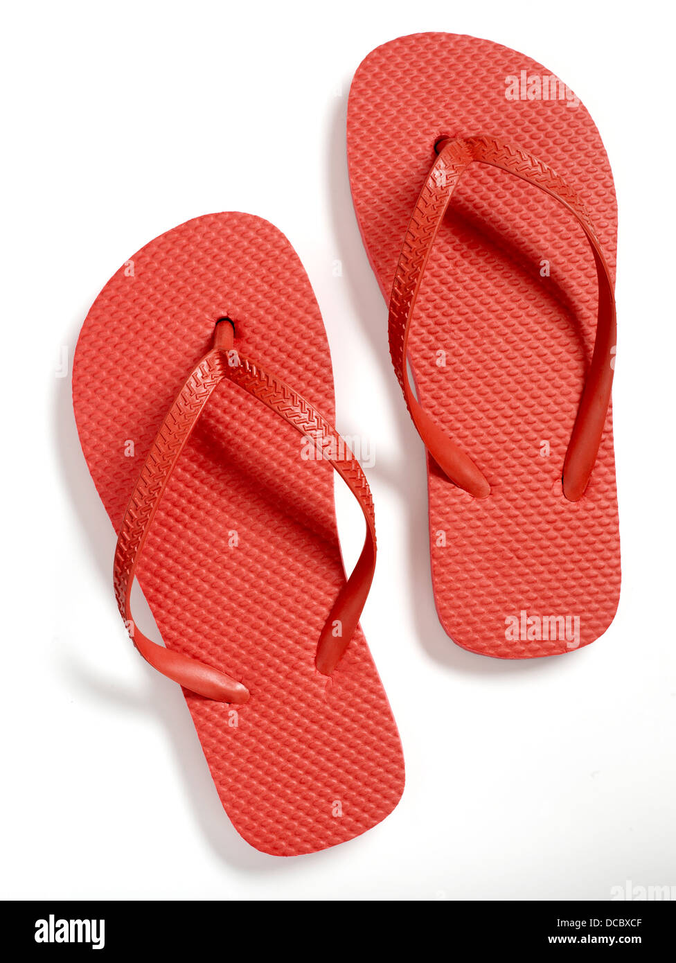 0f833d5e4a1 Red Slippers Stock Photo  59269183 - Alamy