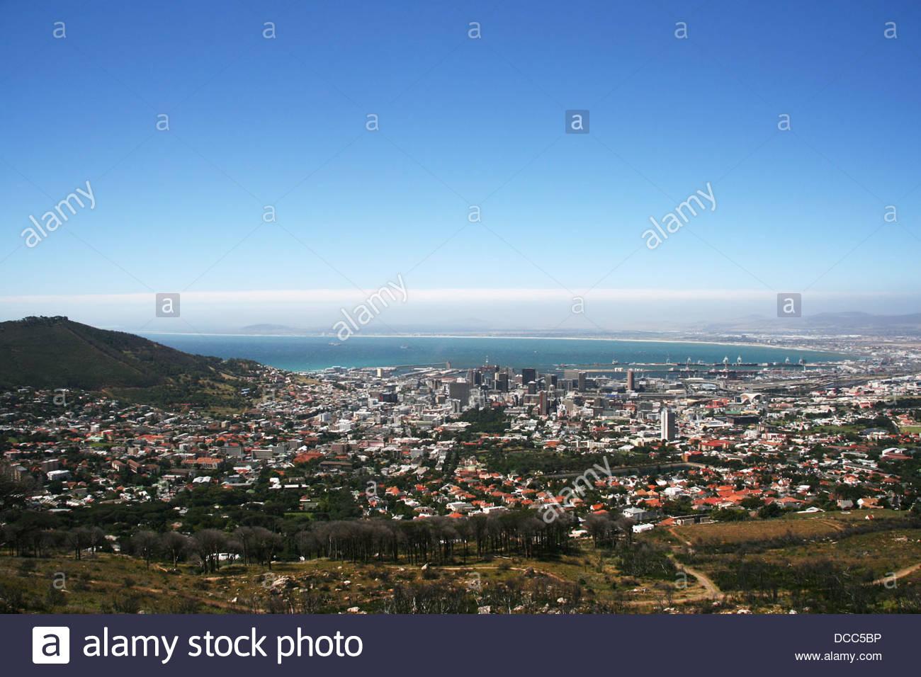 Kaapstad - Stock Image