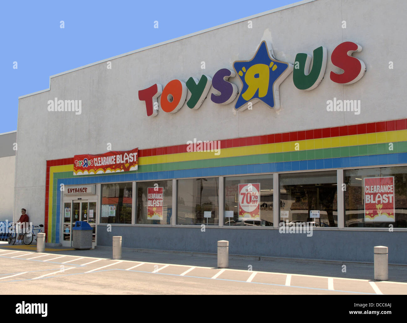 Toys R Us Store In San Jose California