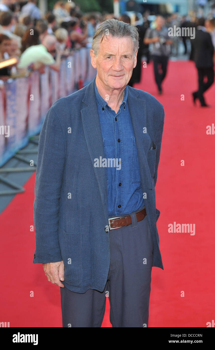 Michael Palin George Harrison UK film premiere held at the BFI Southbank - Arrivals. London, England - 02.10.11 - Stock Image