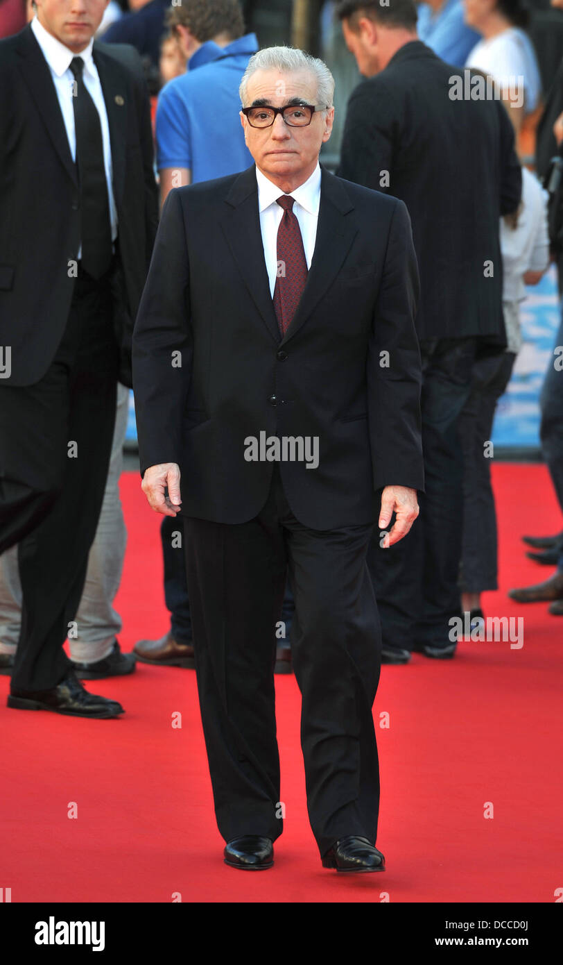 Martin Scorsese George Harrison UK film premiere held at the BFI Southbank - Arrivals. London, England - 02.10.11 - Stock Image