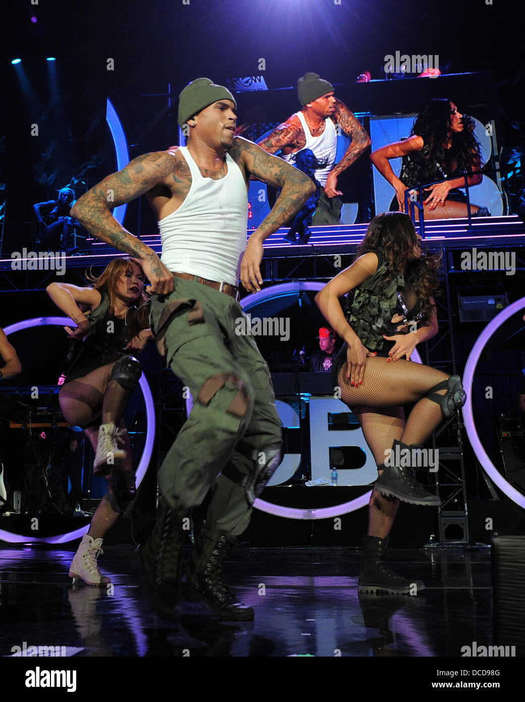 Chris Brown F a m e  Stock Photos & Chris Brown F a m e